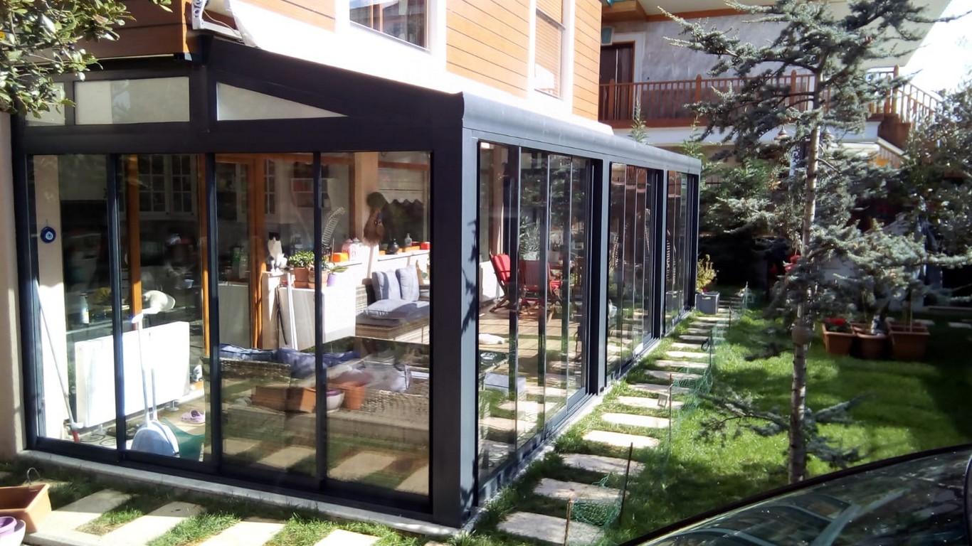 Bursa Cam Balkon Modelleri
