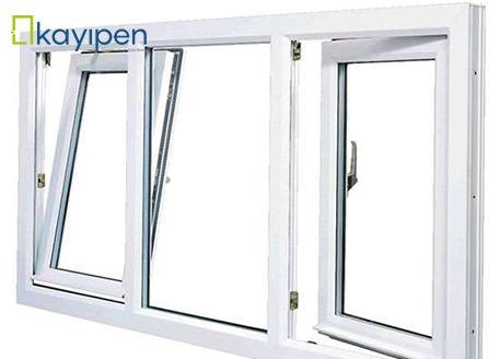 Metal plastik pencereler seçiyoruz